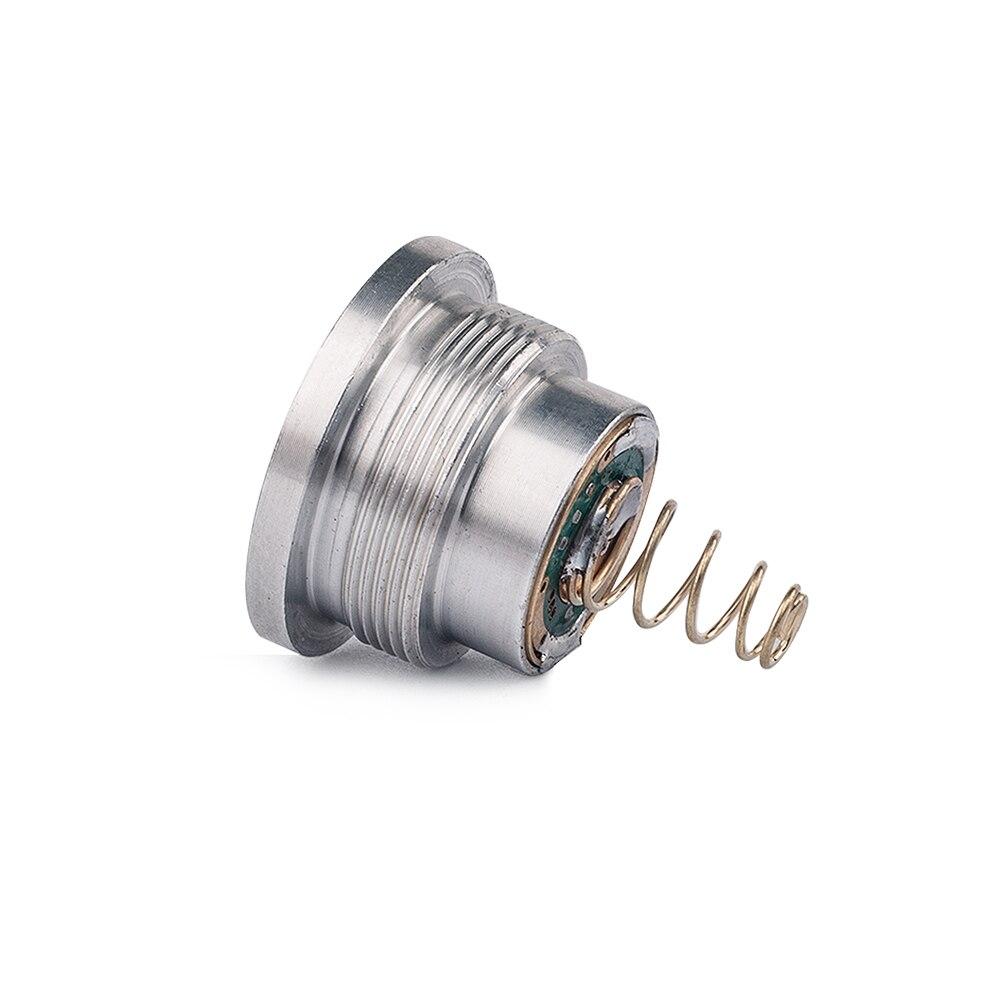 UniqueFire UF-1406 Flashlight Bulb CREE XRE(G/R/W) Light LED Drop In Pill Module 3mode Driver Lamp Holder