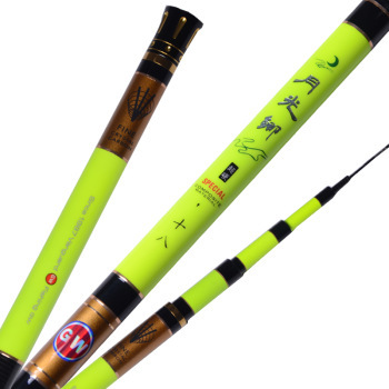 High Quality Taiwan Fishing Rod High Carbon Ultralight Carp Fish Rod Super Slim Fishing Pole Hand Pole Fishing Equipment Pesca
