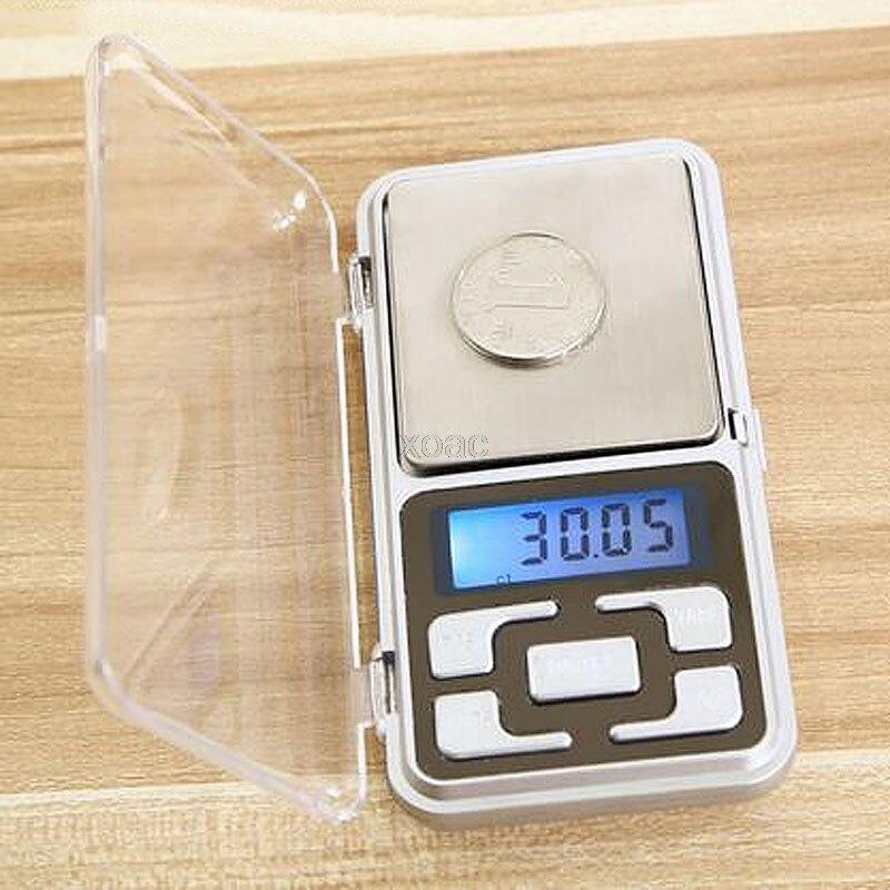 Карманный цифровой ювелирные весы 500 г/0,1 г грамм Баланс Вес электронные с ABS Ключи M13 челнока