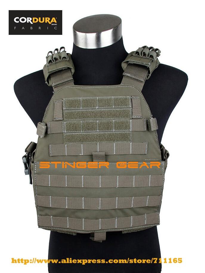 все цены на TMC Assault Plate Carrier Vest MOLLE Tactical Vest Plate Carrier Cordura RG+Free shipping(SKU12050453) онлайн