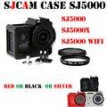 Новый SJCAM sj5000 Защитный Жилищно Кейс + UV фильтр Алюминиевый Сплав клетка Металлический каркас для SJCAM SJ5000 WIFI SJ 5000 SJ5000X