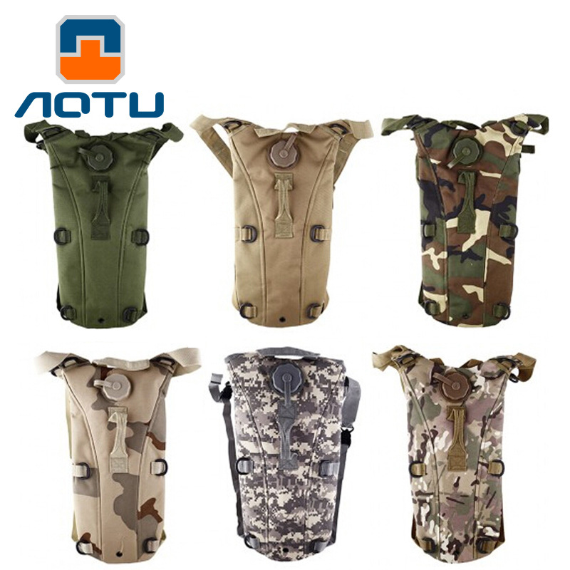 Water Bag Suit Contains 2.5L Water Tank Outdoor Climbing Cycling Water Bag Camelback Bicycle Water Storage Camelback Military 1 2 built side inlet floating ball valve automatic water level control valve for water tank f water tank water tower