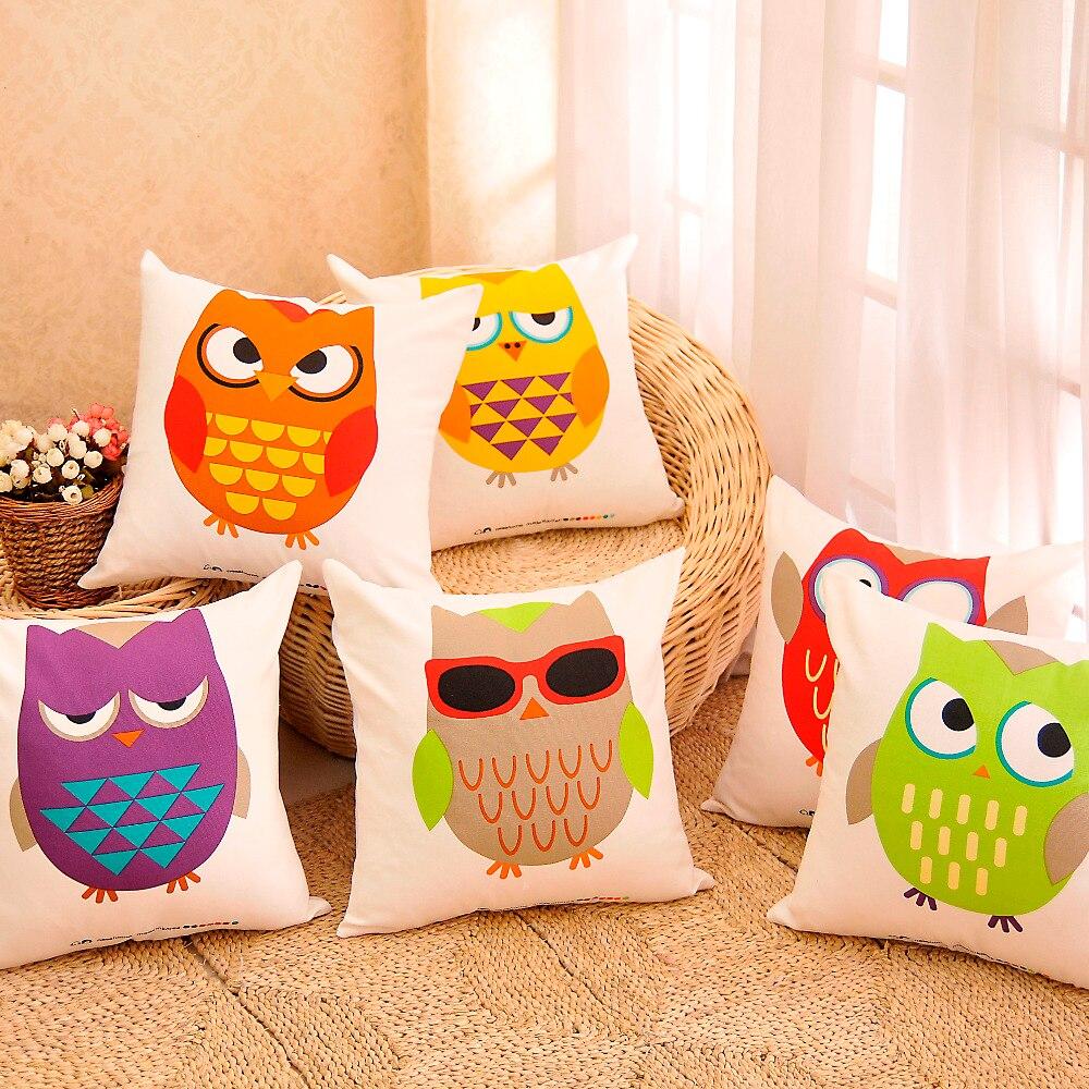 online get cheap decorative owl pillow aliexpress com alibaba group