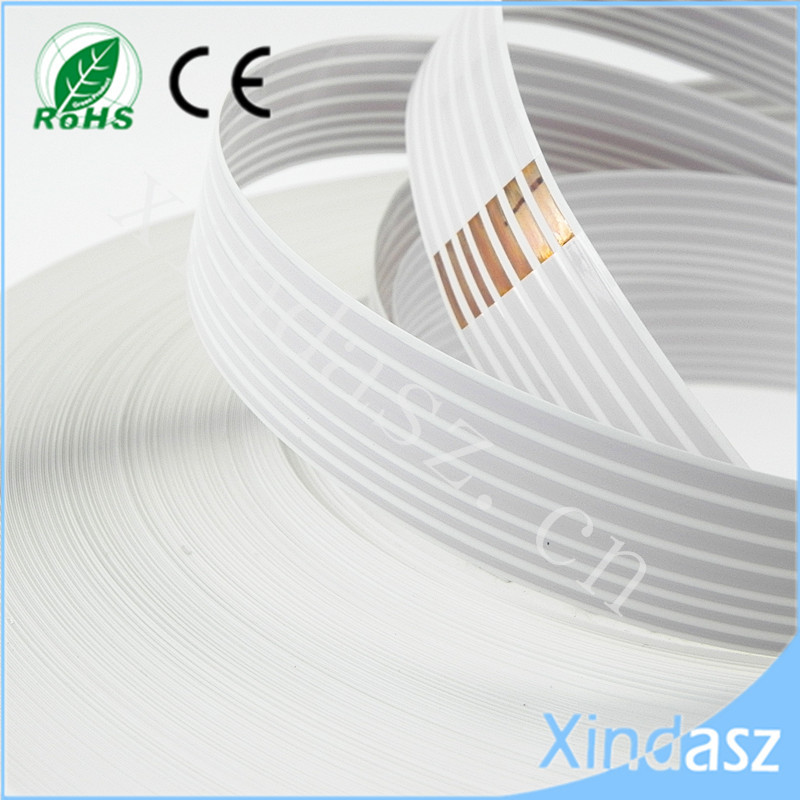(2meter/lot) 7 pin FFC 9mm and 4.5mm width 2000mm length flat flex ffc airbag cable for renault Megane II цены