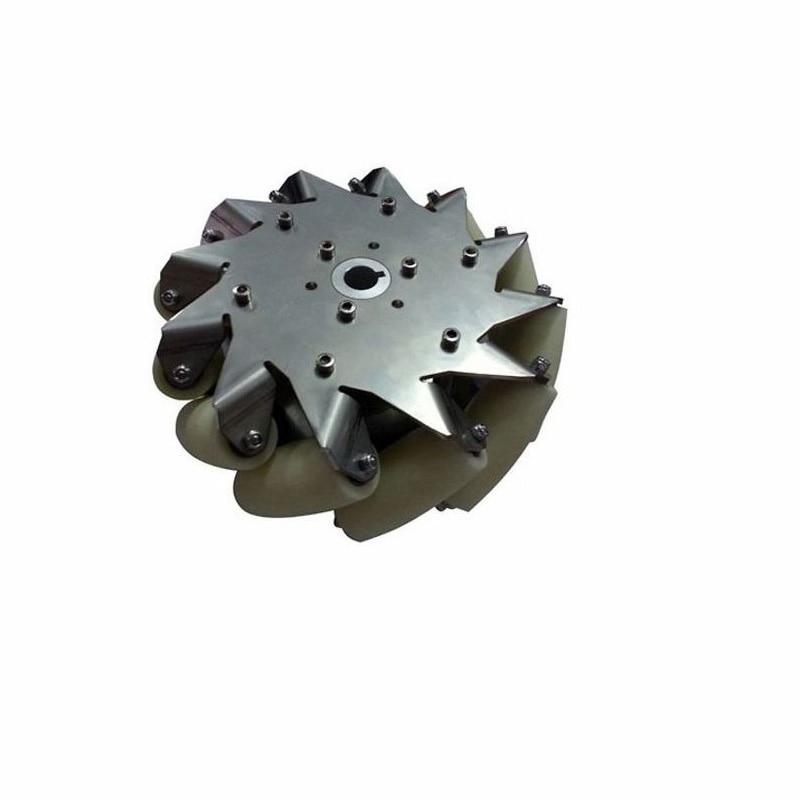 More than 50 Kg Load Industrial Wheels 8 Inch Mecanum Wheels online Wholesale Left Mecanum Wheels