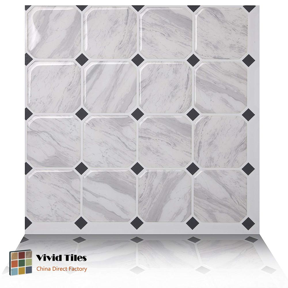 3 D Self Adhesive L And Stick Tile