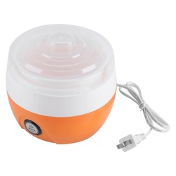 1L Yoghurt Maker Huishoudelijke Elektrische Automatische Yoghurt Maker Machine Plastic Liner Yoghurt DIY Gereedschap Keukenapparatuur
