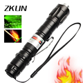 8000-10000 Meters ! Powerful 532nm Green ZK-019 Laser Sight Rifle Scope Riflescope Laser Pointer (Batteries not included)