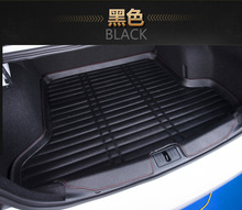 Myfmat custom mats car Cargo Liners pad for MITSUBISHI lancer V3/5/6 Pajero Sport Outlander Pajero V73 V77 V93 V97 new styling cargo liner trunk mats for mitsubishi asx pajero outlander pajero sport lancer ex boot liner rear trunk cargo mats tray carpet