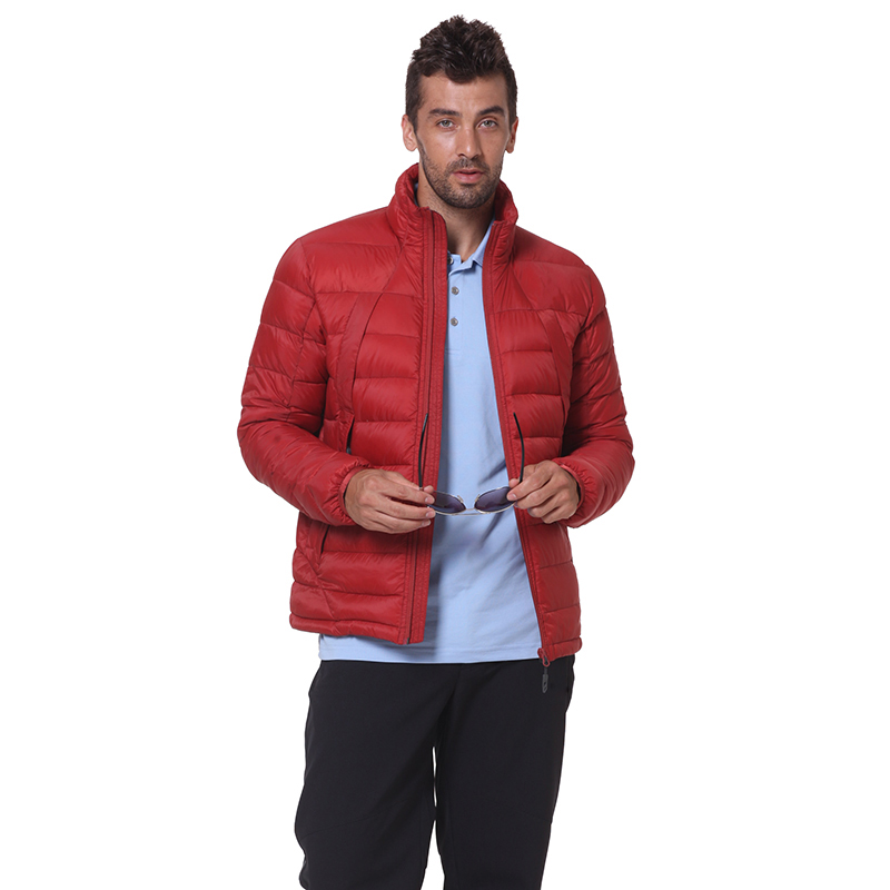 2019 New Men Ultralight   Down   Jacket Winter   Down     Coat   Puffer Jacket Brand Mens Winter Jacket   Coats   Mens Clothing Free Shipping