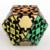 Lanlan Gear Tetradecahedra Cubo Mágico Speed Puzzle Juego de Cubos Juguetes Educativos Para Los Niños Regalo de Cumpleaños de Los Niños