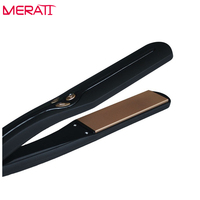 Hot Selling LED Professional Negative Ion Straightening Irons Tourmaline Ceramic Styling Tools Hair Straightener Flat Iron