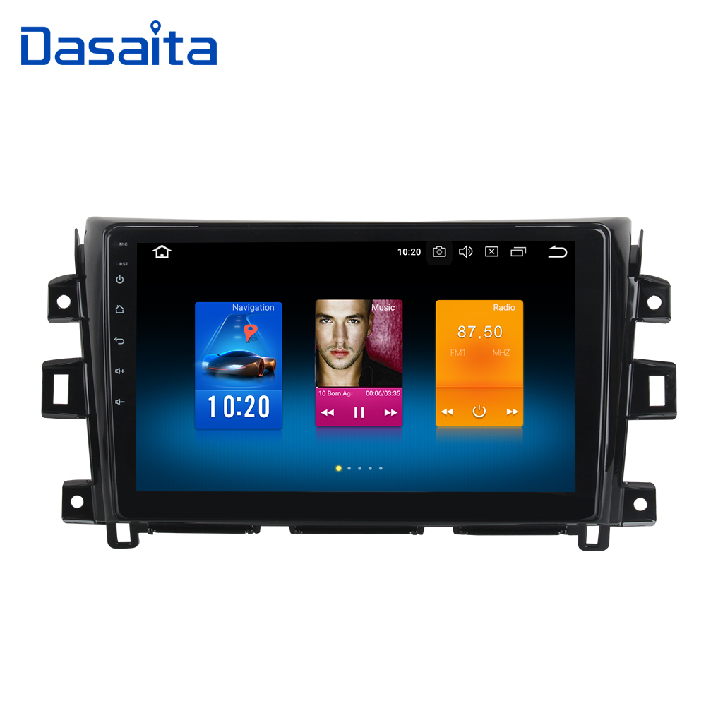 Android 8.0 Car Radio Player for Nissan Navara Touch Screen 2015 2016 2017 with 10.2 IPS Support Steering Wheel Contorl