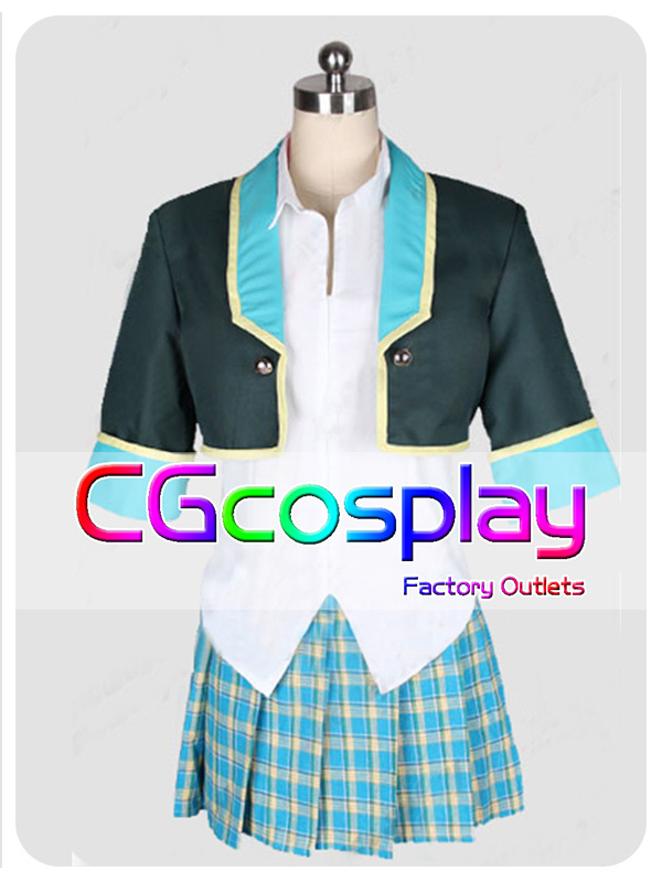 CGCOS Free Shipping Cosplay Costume GJ Club Kirara Bernstein New in Stock Retail / Wholesale Halloween Christmas Party Uniform