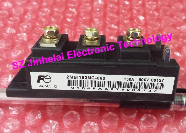 2MBI150NC-060 FUJI  IGBT MODULE new original igbt module 1mbi300f 060 1mbi300l 060 guarantee