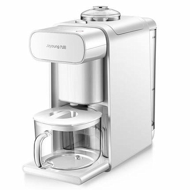 220V Full Automatic Multifunctional Electric Soya-bean Milk Machine Household With Heating Function & Automatic Cleaning Juicer