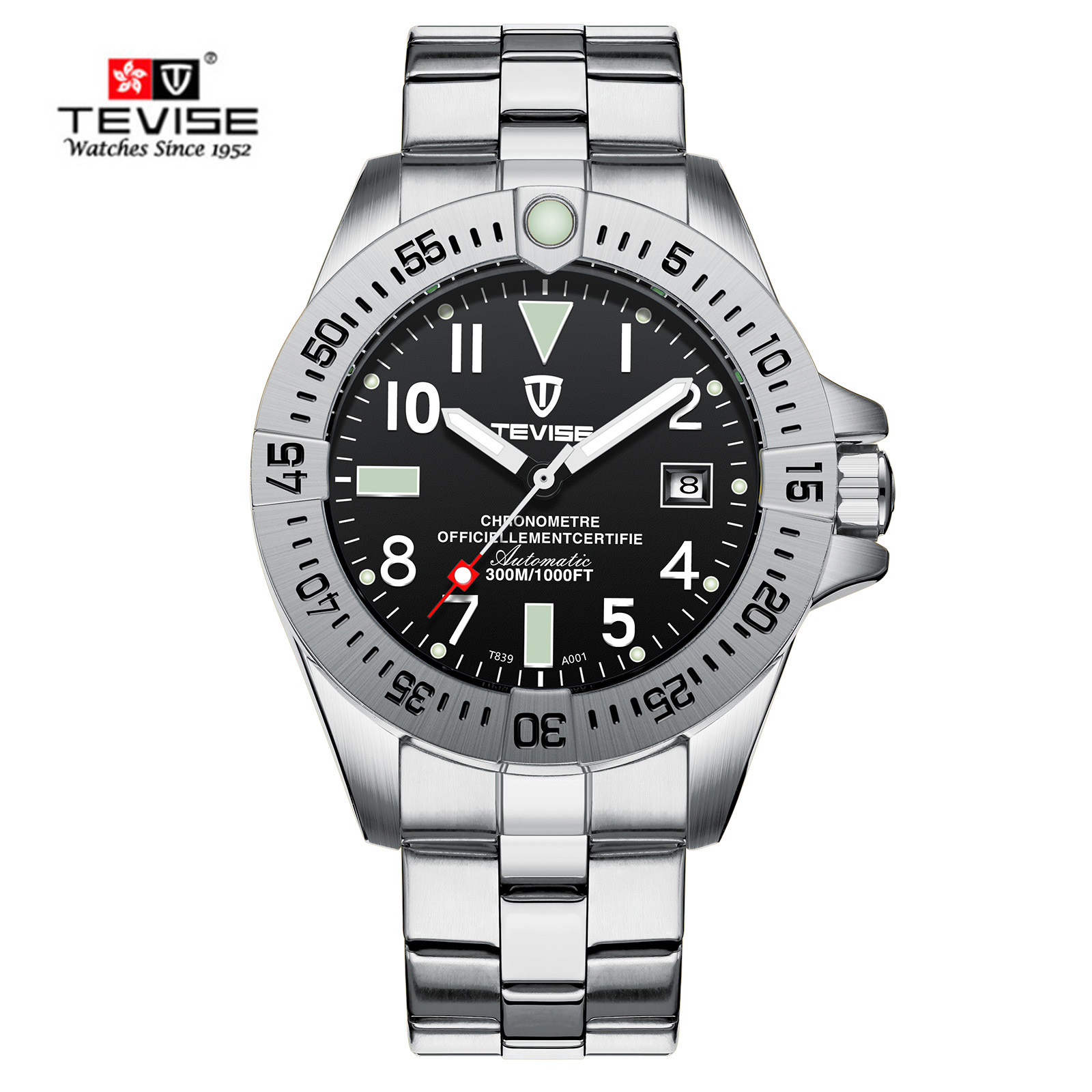 Relogio Tevise Men Watch Waterproof Automatic Mechanical Watches Men Wristwatches Clock Masculino With Gift box Reloj hombreRelogio Tevise Men Watch Waterproof Automatic Mechanical Watches Men Wristwatches Clock Masculino With Gift box Reloj hombre