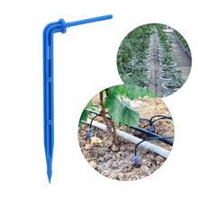 Шт. 10 шт. садовые растения полива сопла капельного орошения системы спринклеры 360 ороситель спрей Dripper наборы для полива