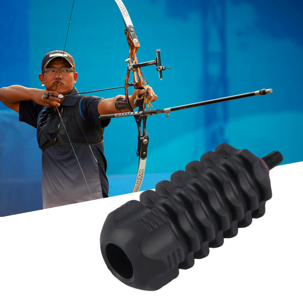Compound Bow Stabilizer Rubber Hunt Gear