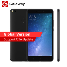 "Global Version Original Xiaomi Mi Max 2 Max2 Mobile Phone 4GB RAM 64GB 6.44"" Snapdragon 625 Octa Core 12MP 5300mAh Fingerprint (Hong Kong)"