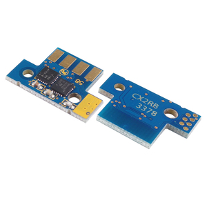 Image 3 - 1 set 8K EU 80C2XK0 80C2XC0 80C2XM0 80C2XY0 chip for Lexmark CX510 CX510de CX510dhe CX510dthe laser printer toner cartridge