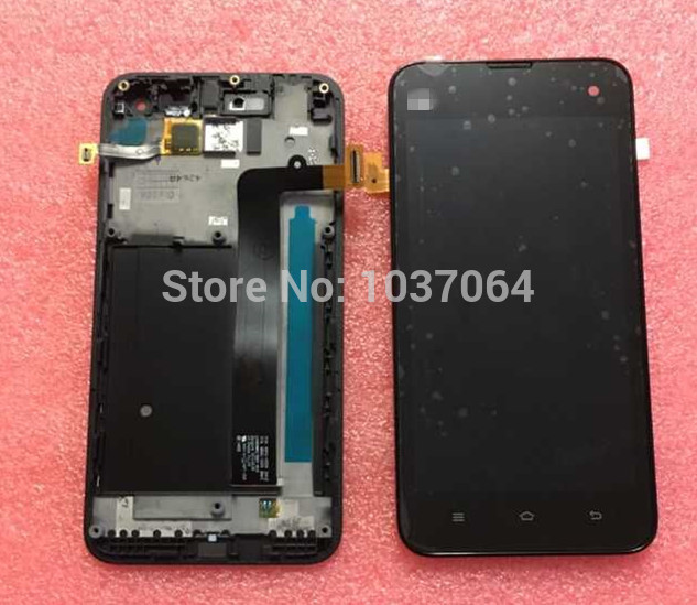 LCD Display screen+Touch screen digitizer with frame For Xiaomi 2A MI2A M2A Free shipping