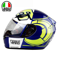 AGV K3 Motorcycle Riding Unisex Full Face Rossi Helmet For Men And Women Downhill Off Raod