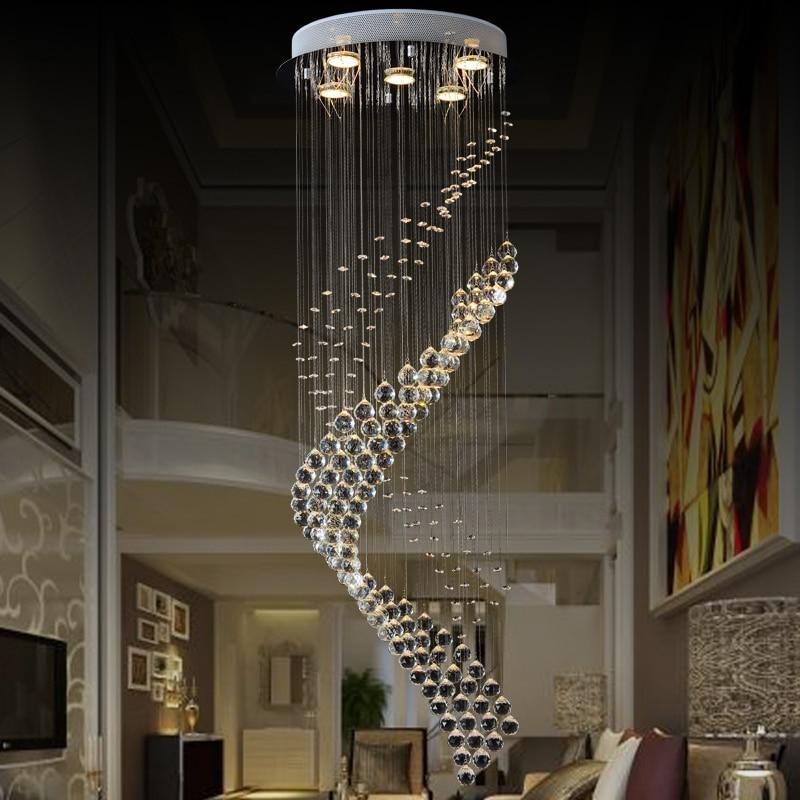 Buy vallkin modern luster crystal for Modern pendant lighting for dining room