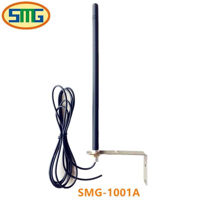 Scimagic Freies Verschiffen Im Freien 433,92 mhz Antenne mit RG174 Kabel 2 mt