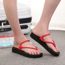 купить STRAVEL Women Slippers Beach Flip Flops Sandals Slip On Slides Indoor Home Slipper Women Flat Casual Shoes Female по цене 236.27 рублей