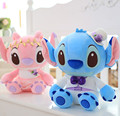 Lilo & Stitch soft foam particles, Angel dolls plush toys, children's birthday gifts, Christmas gifts