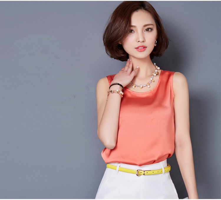 Cropped Feminino New Regata Feminina Crop Tops Sale Free Shipping 2019 Style Large Size Shirt Loose Sleeveless Top Solid Short