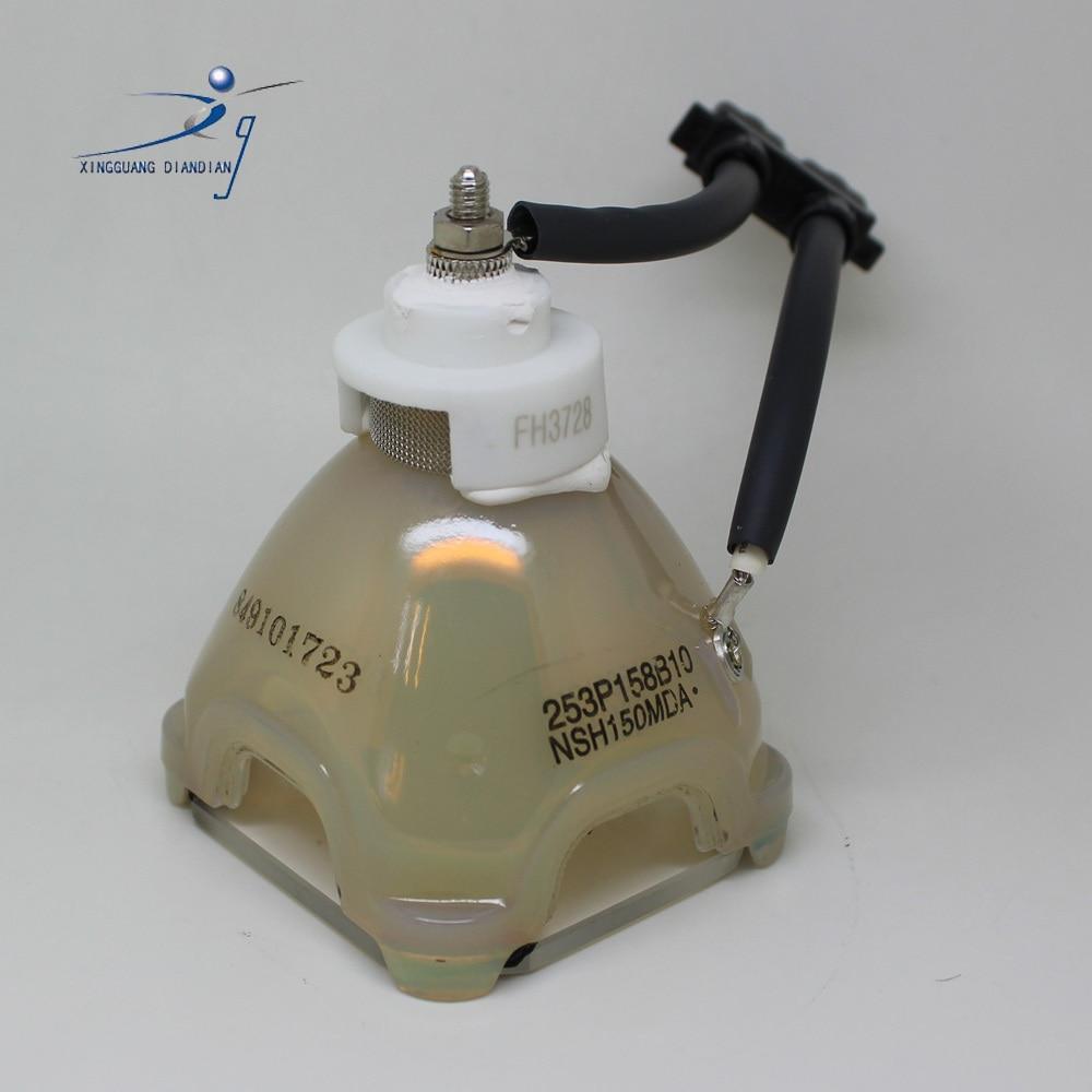 original VLT-XL1LP projector lamp bulb for Mitsubishi SL1U XL1U SL2U SL1 XL1 SL2 NSH150W