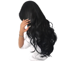Queen Like Brazilian Body Wave With Lace Closure Free Part Non Remy Rosa Hair Products 3