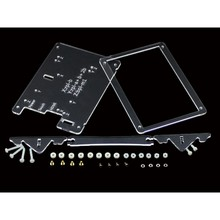 module Clear Case for 5inch LCD Type B Combines Raspberry Pi LCD Display 5inch HDMI LCD(B) and Pi into an All-in-one device