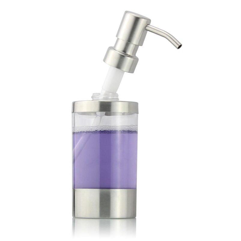 popular kitchen countertop soap dispenser buy cheap
