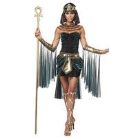 Egypt Cleopatra sexy Ladies Fancy Dress Womens Costume Egyptian Goddess Costumes Queen Cosplay girls halloween party outfit