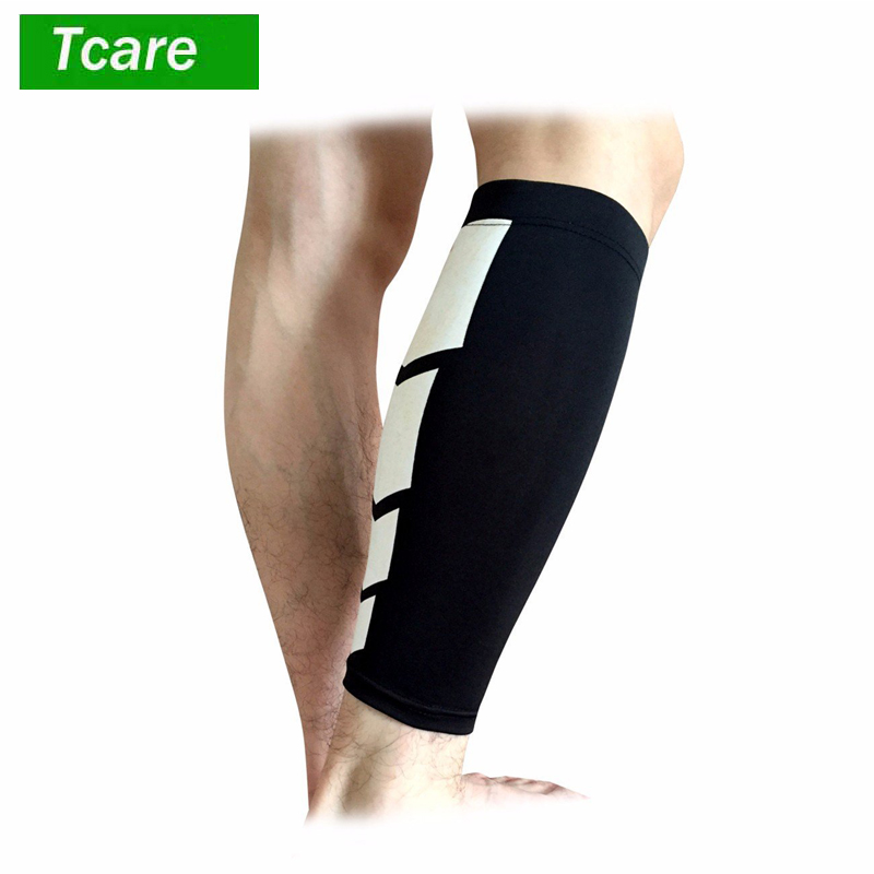 1Pcs Calf Compression Sleeves Leg Compression Socks for Shin Splint Calf Pain Relief for Running Cycling Maternity Travel Nurses