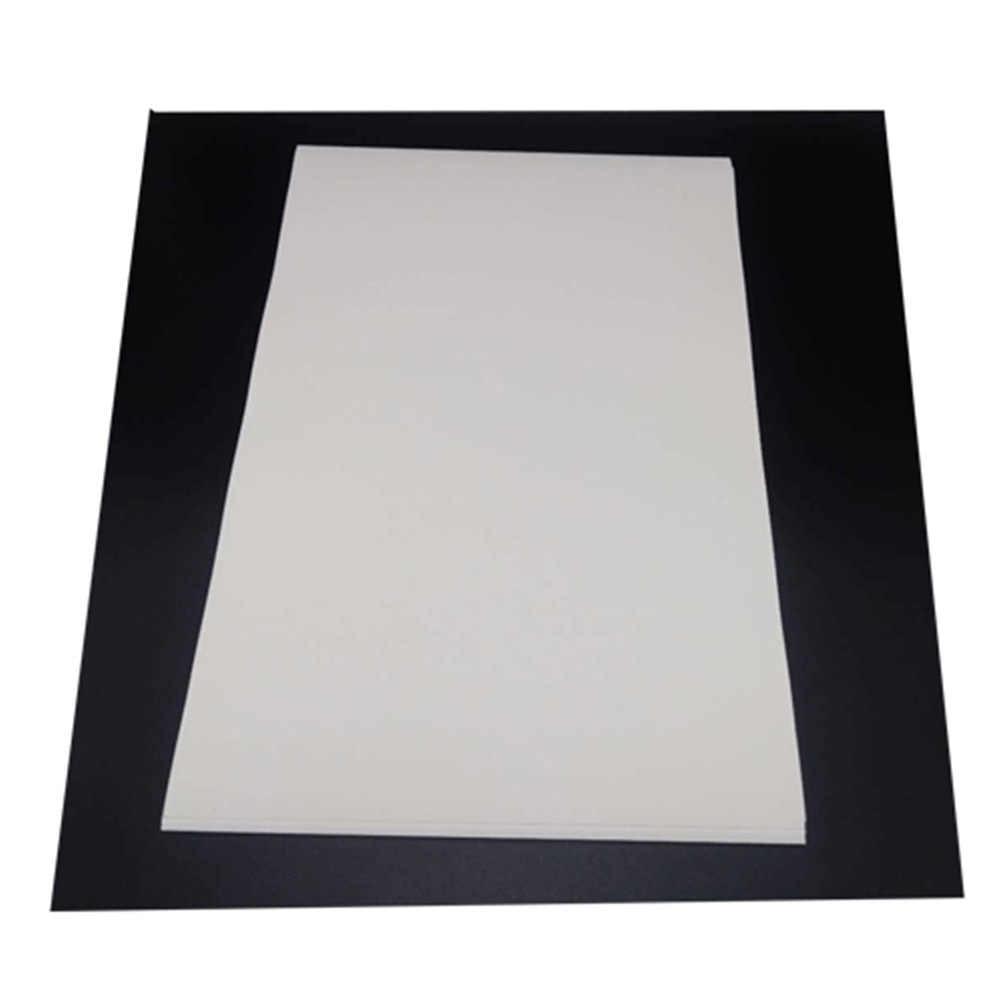 10 шт., светильник A4 для струйных принтеров, ткань, футболка, бумага для передачи тепла, светильник, цветная печать