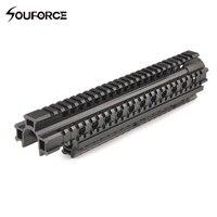 Tactical FN FAL Rifle Handguard Picatinny Quad Rails Mount System