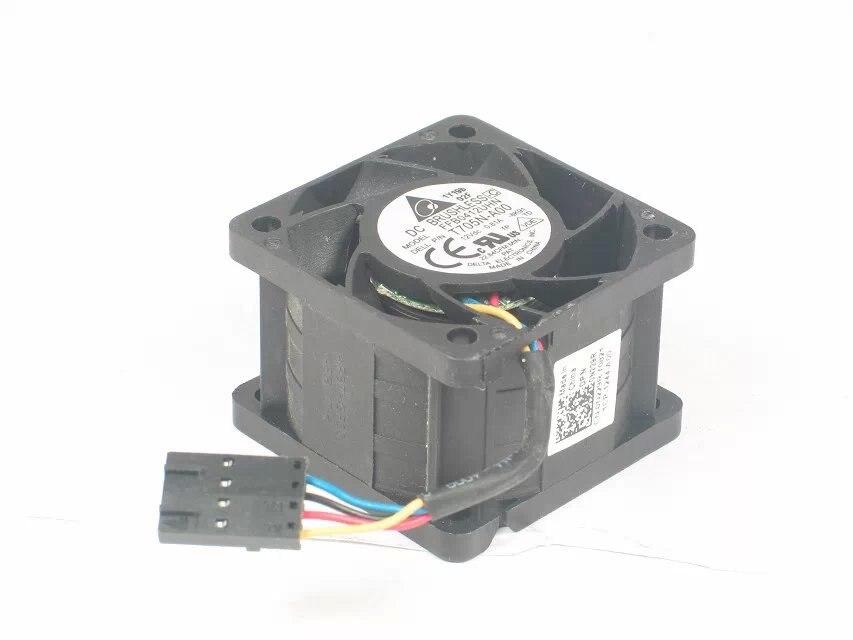 Дэльта FFB0412UHN 8K91 DC 12V 0.81A 40x40x28mm сервера Square Fan