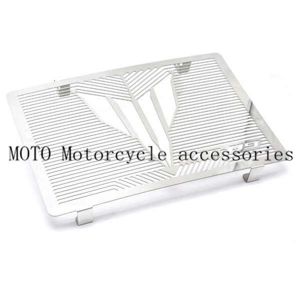 Motorcycle Radiator Grille Guard Cover Protector for yamaha mt-09 mt09 mt 09 fz-09 fz09 fz 09 2014 2015 2016 Grille Guard Cover motorcycle cnc radiator grille radiator side guard cover protector for yamaha fz09 mt09 mt 09 2014 2015 2016
