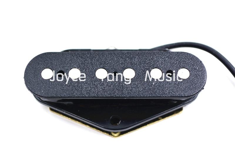 Black Single Coil Pickup For Tele Style Electric Guitar Bridge Pickups
