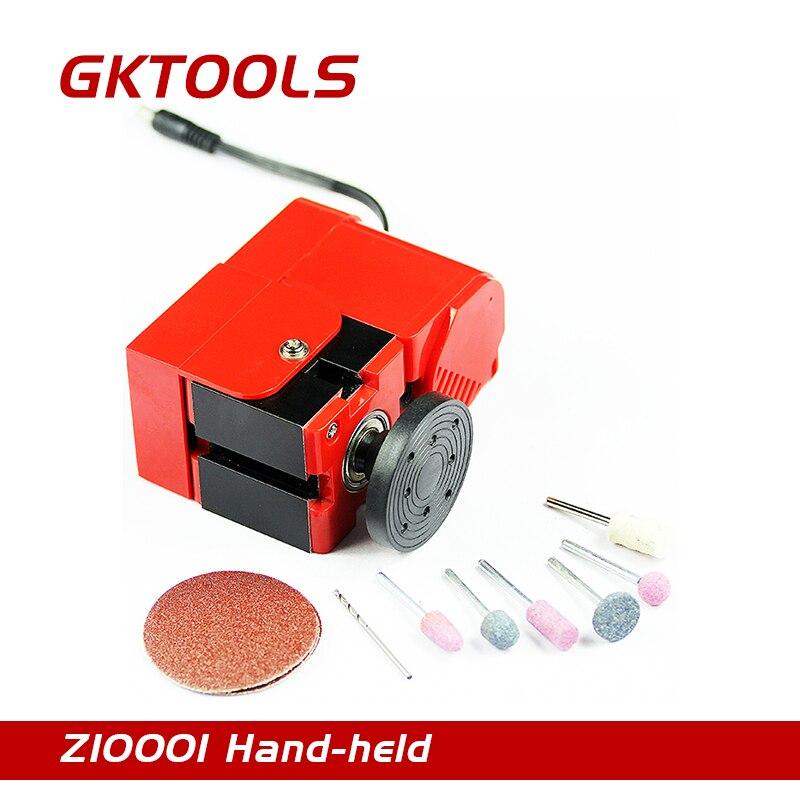 Z10001 DIY 24W Basic Mini Hand-hold Sanding,24W 20,000r/min, Standardized children education,BEST Gift