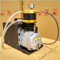 300BAR 30MPA 4500PSI High Pressure PCP Air Compressor Water Cooling Electrical Mini Air Pump