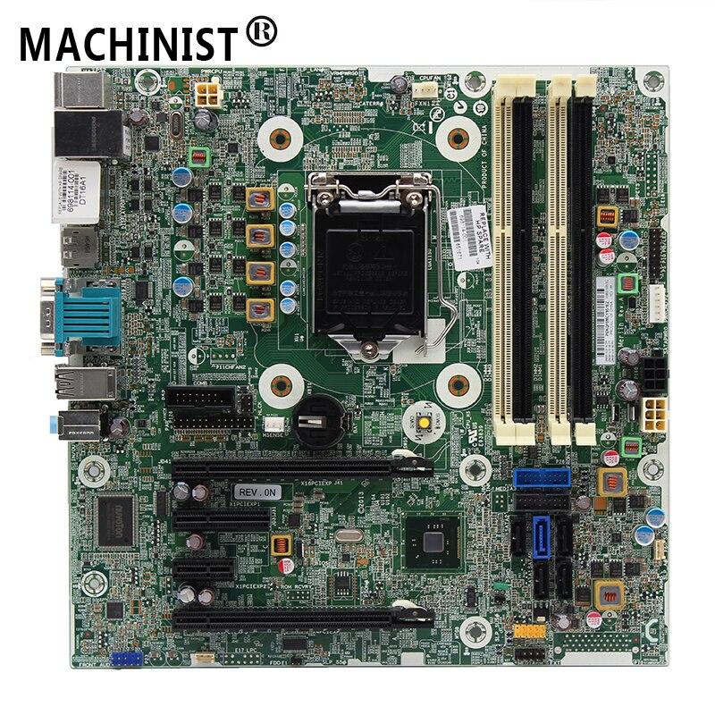 Original pour HP Z230 SFF C226 poste de travail carte mère de bureau MB LGA 1150 DDR3 698114-001 698114-501 698114-601 697895-002