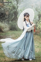 2019 new hanfu national costume ancient chinese cosplay costume ancient chinese hanfu women hanfu clothes lady chinese stage