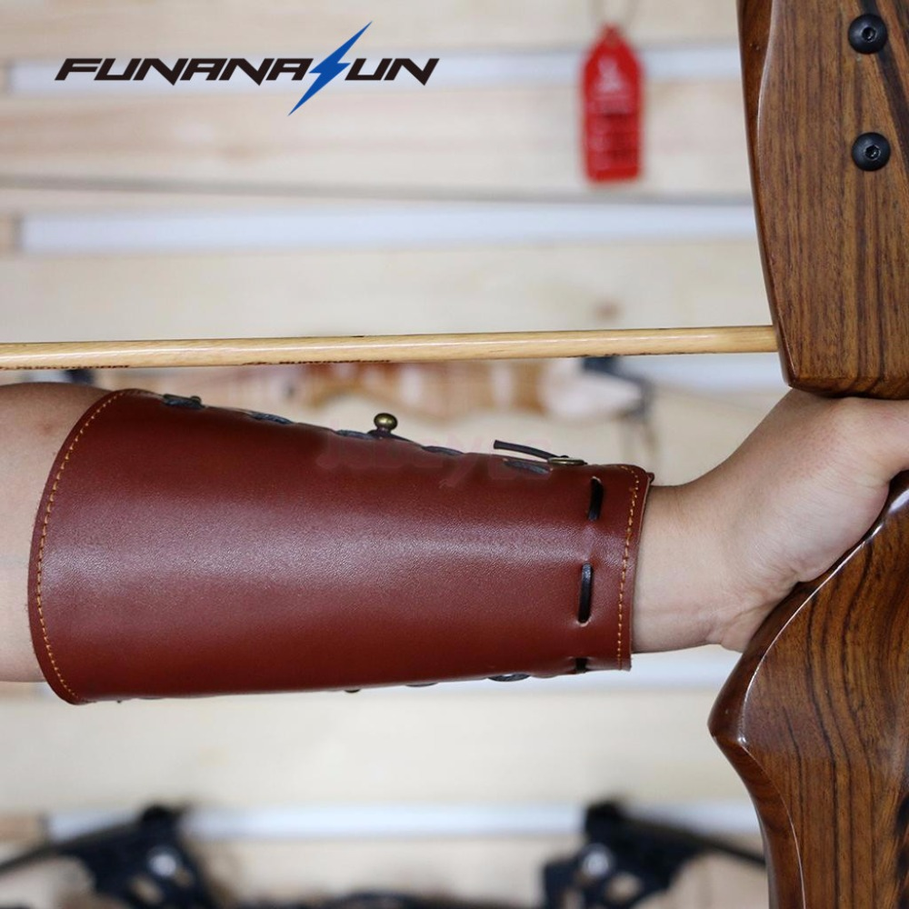 trendy sports pu leather armband for iphone 5 black blue Adjustable Archer Armguard Arm Guard Protector Shooting Compound Bow Target Forearm Armband Protection PU Leather