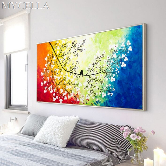 MYCELLA 5D Diy Diamond Embroidery Abstract Art Full Rhinestones ...