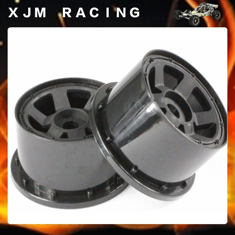 1/5 RC Car ,Baja 5b Rear super star wheel hub for new rear knobby tire billet rear hub carriers for losi 5ive t